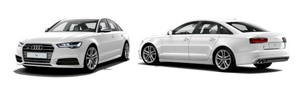 Modelo Audi S6 -