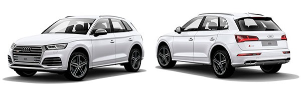 Modelo Audi SQ5 -