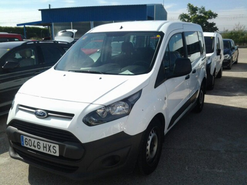 Ford Connect Kombi 1.6 TDCi 75cv 220 L1 Ambiente