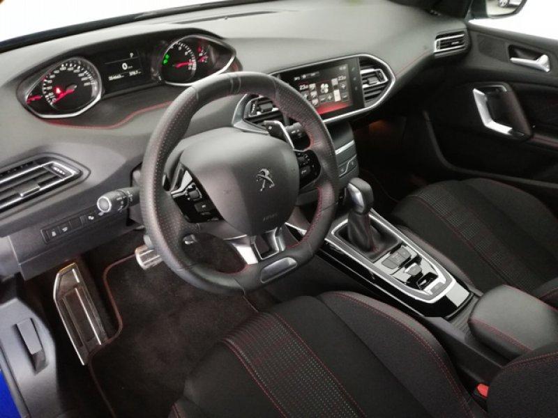 Peugeot 308 5p 1.2 PureTech 130 S&S EAT6 GT Line