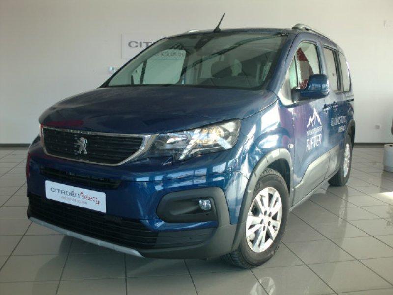 Peugeot Rifter BlueHDi 130 S&S Allure