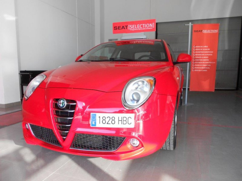 Alfa Romeo Mito 1.4 turbogasolina 120CV Distinctive