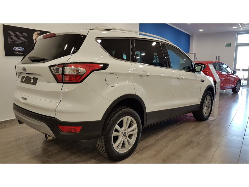 Ford Kuga 1.5 TDCi 88kW 4x2 A-S-S Trend+