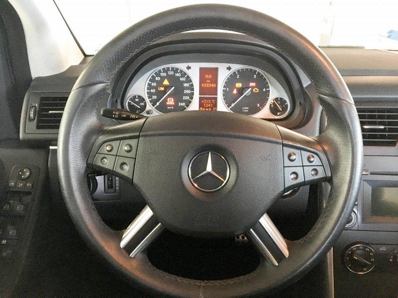 Mercedes-Benz B 180 B 180 CDI BlueEFFICIENCY Edition