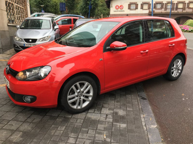 Volkswagen Golf 1.4 TSI 122 cv DSG Advance