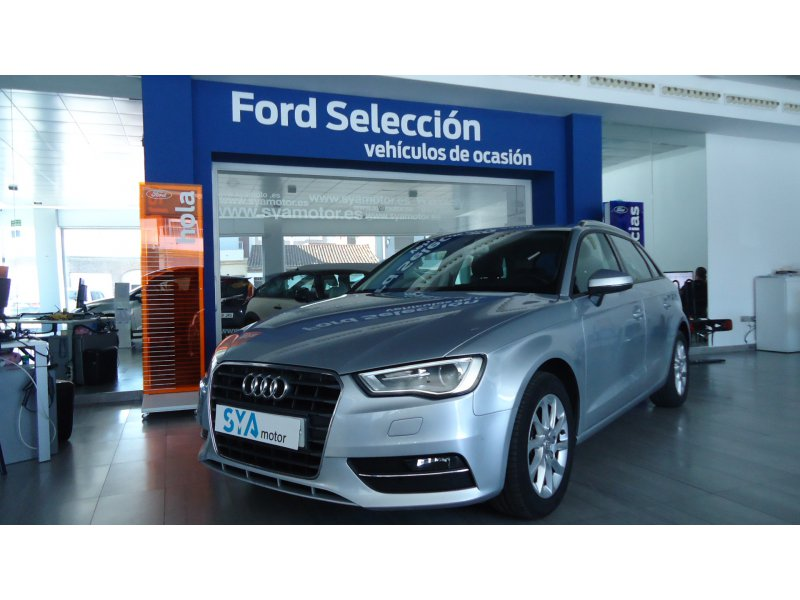 Audi A3 Sportb 1.6 TDI 110 clean Str Adrenalin