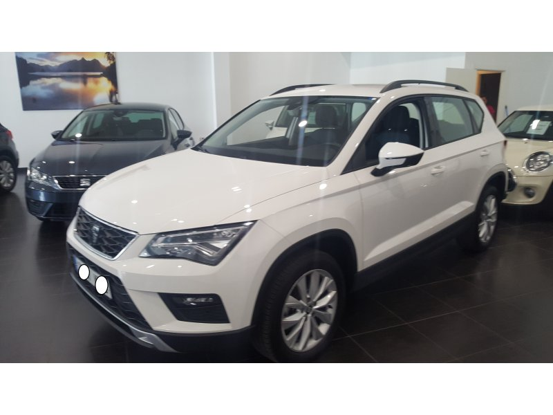 SEAT Ateca 1.0 TSI 85kW St&Sp Style Edit. Nav Eco Style Edition