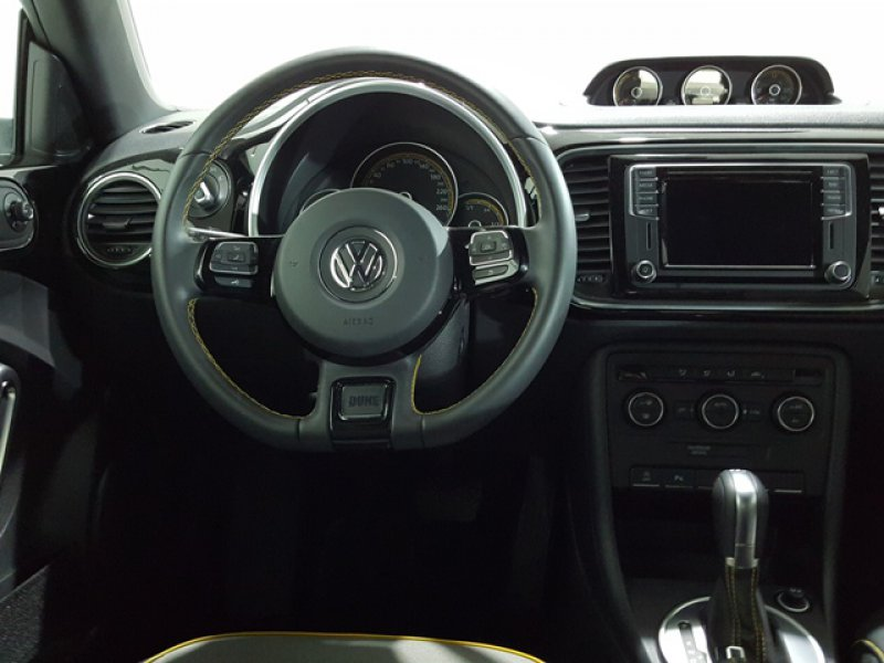 Volkswagen Beetle 2.0 TDI 150CV DSG BMT Dune