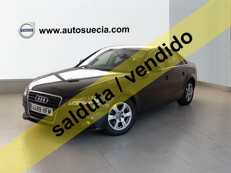 Audi A4 2.0 TDI e 136cv DPF -