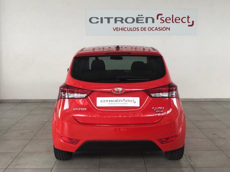 Hyundai Ix20 1.6 CRDI GLS 115cv Blue Comfort
