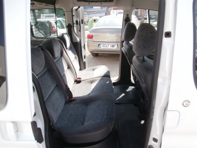 Citroen Berlingo 1.6 HDi 90 SX Plus