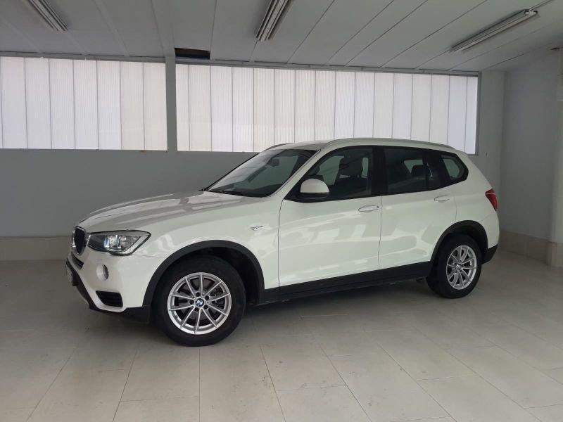 BMW X3 xDrive20d 4x4 xDrive20d