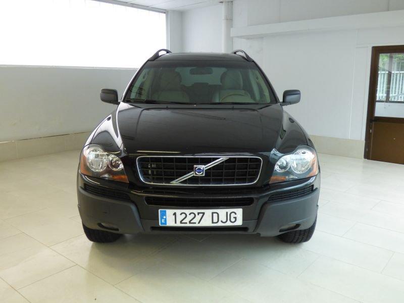 Volvo XC90 D5 2.4 Diesel 163cv AWD (4x4) Kinetic