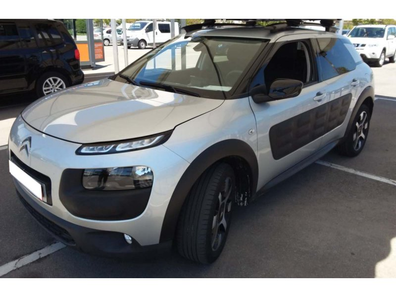 Citroen C4 Cactus 1.6 BLUE HDI 100 FEEL EDITION FEEL EDITION