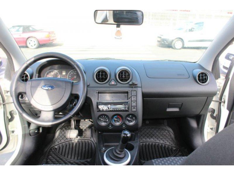 Ford Fiesta 1.4 Durashift EST Trend