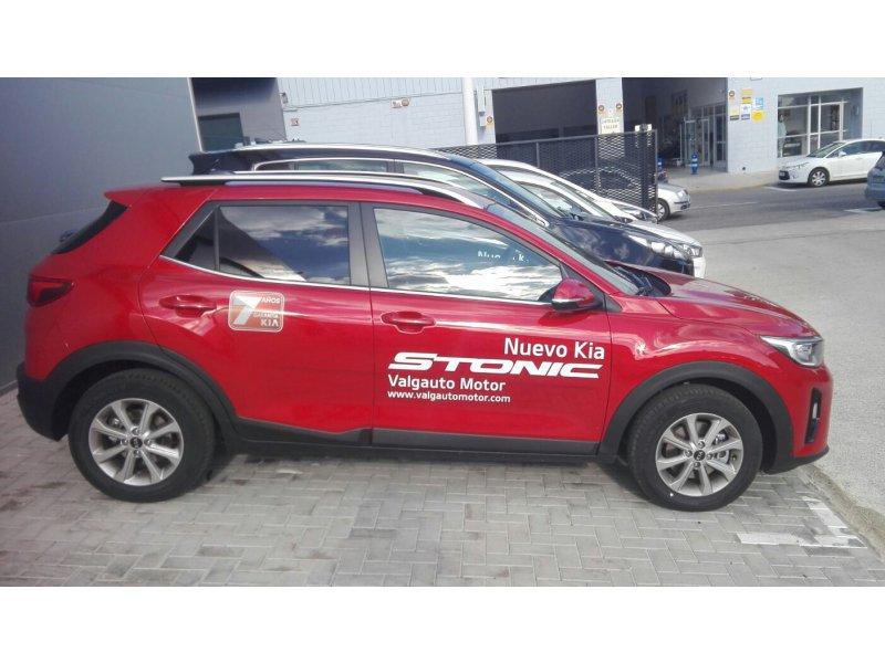 Kia Stonic 1.2 CVVT Drive