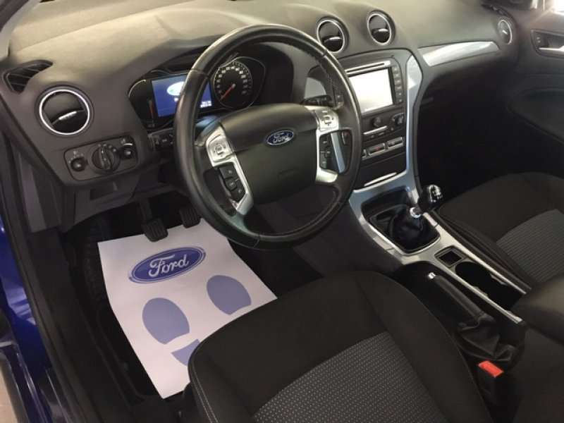 Ford Mondeo 2.0 TDCi 140cv DPF Limited Edition