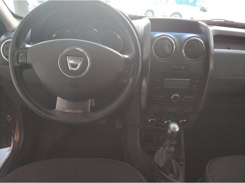 Dacia Duster TCE 125 Laureate