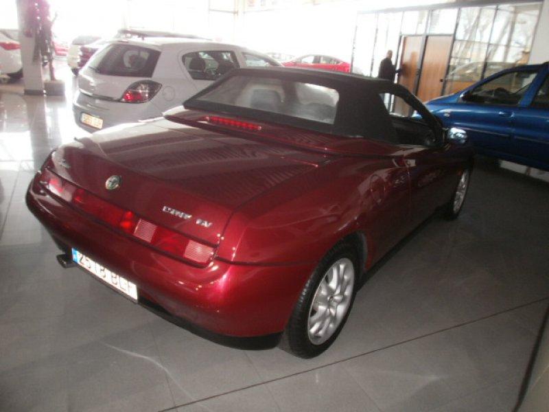 Alfa Romeo Spider 2.0 TS 16V L