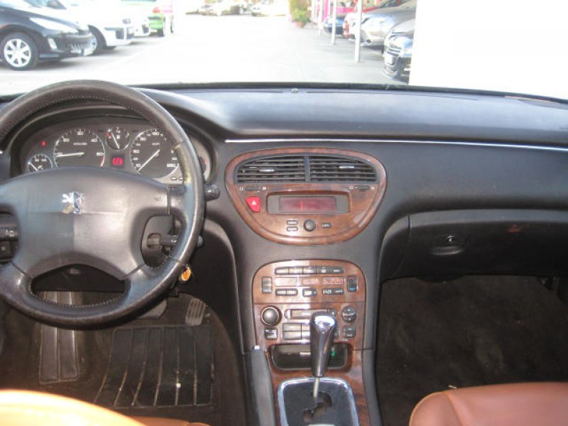 Peugeot 607 2.2 HDi Automático Pack