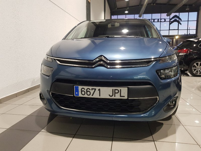 Citroen C4 Picasso BlueHDi 120cv EAT6 INTENSIVE