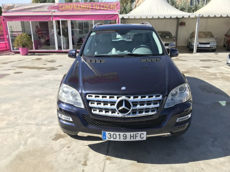 Mercedes-Benz Clase M ML 300 CDI 4M BE Executive