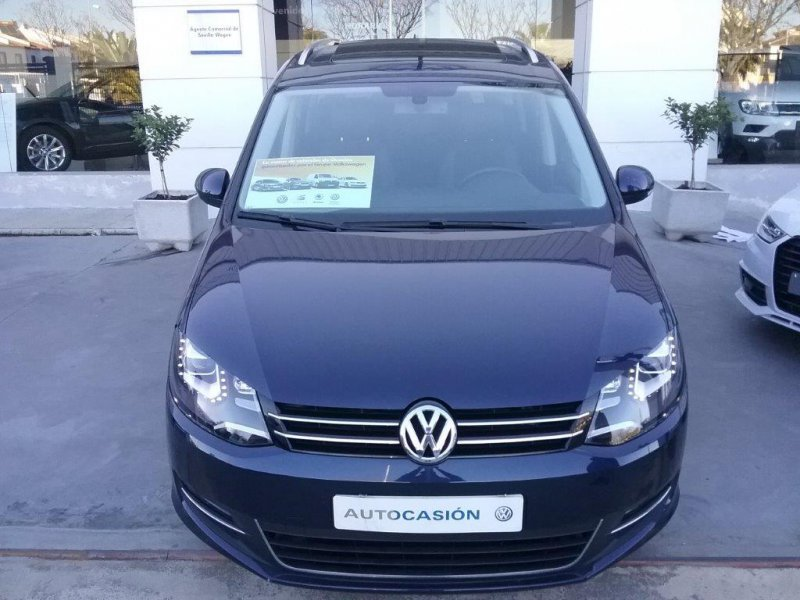 Volkswagen Sharan 2.0 TDI 140cv Sport BlueMotion Tech Sport Bluemotion