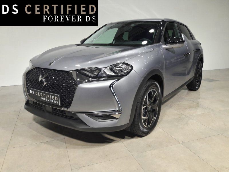DS DS 3 Crossback PureTech 73 kW Manual SO CHIC So Chic