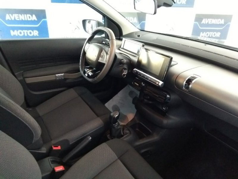 Citroen C4 Cactus BlueHDi 100 Feel Edition