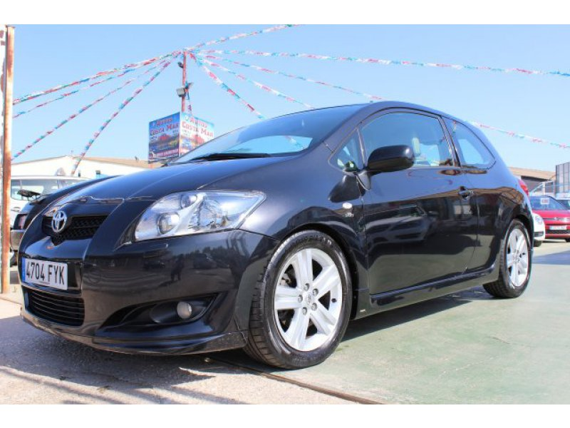 Toyota Auris 2.2 D-4D Sport
