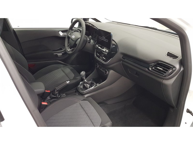 Ford Fiesta 1.0 EcoBoost 74kW S/S 5p Active