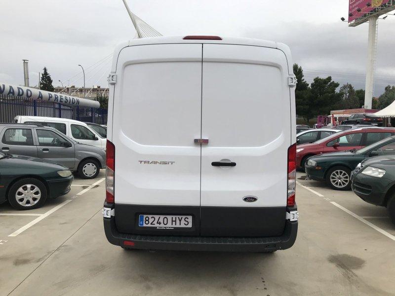 Ford Transit 350 125cv L3H2 Van Delantera Trend