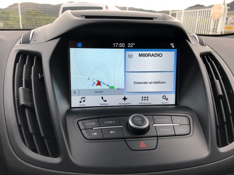 Ford Kuga 2.0 TDCi 150 4x4 A-S-S Powers. Titanium