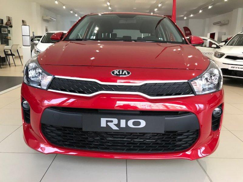 Kia Rio 1.2 CVVT 62kW (84CV) Concept Plus