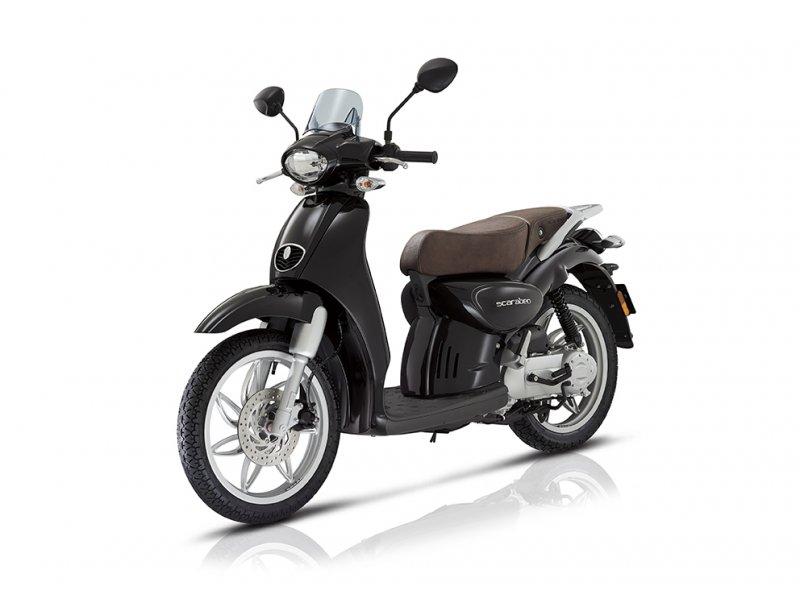 Scarabeo 50 Street 50cc 2T