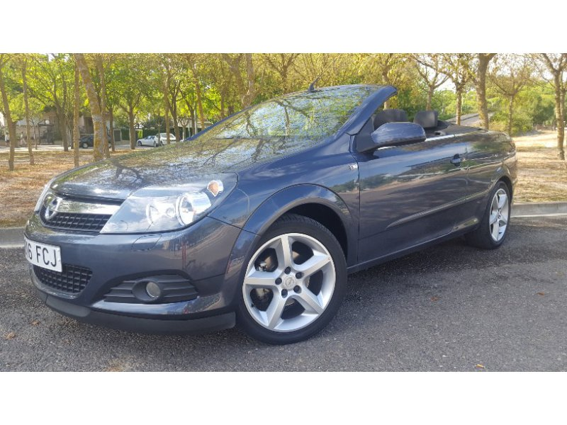 Opel Astra Twin Top 1.8 16v Enjoy