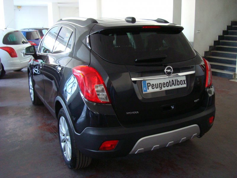 Opel Mokka 1.6 CDTi 4X2 Automático 136cv Excellence