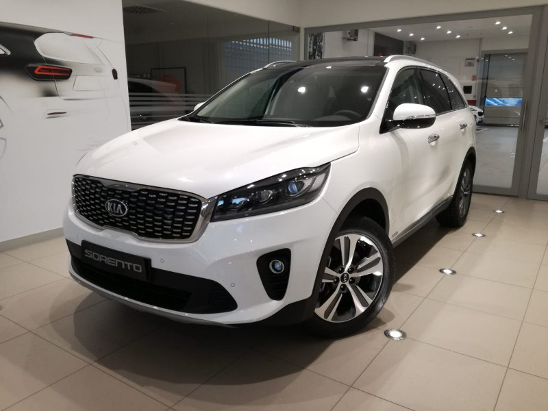 Kia Sorento 2.2 CRDI 200 CV Emotion