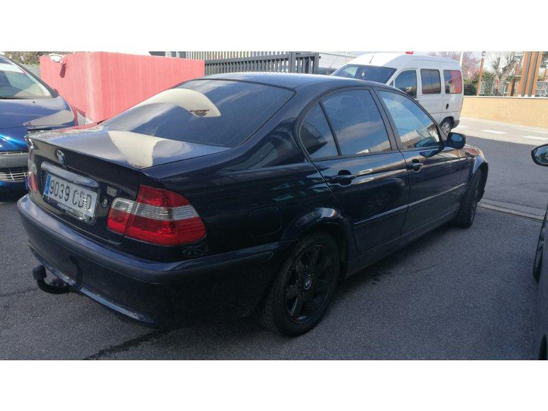 BMW Serie 3 318d 318d
