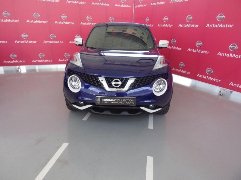 Nissan Juke 1.5 TEKNA