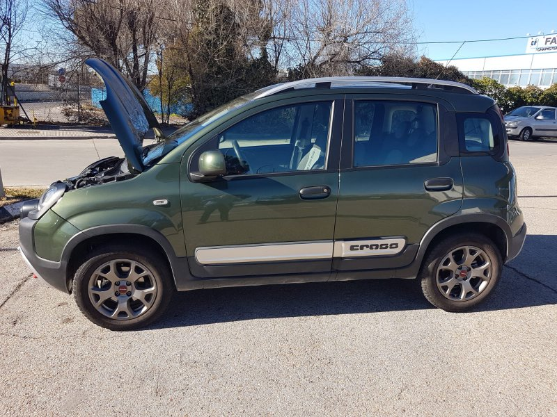 Fiat Panda 1.3 80CV Diésel E5+ 4x4 Cross