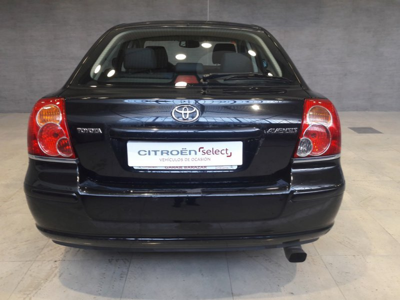 Toyota Avensis 1.8 VVT-i SOL Sol