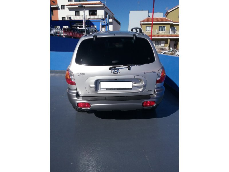 Hyundai Santa Fe 2.0 CRDi GLS