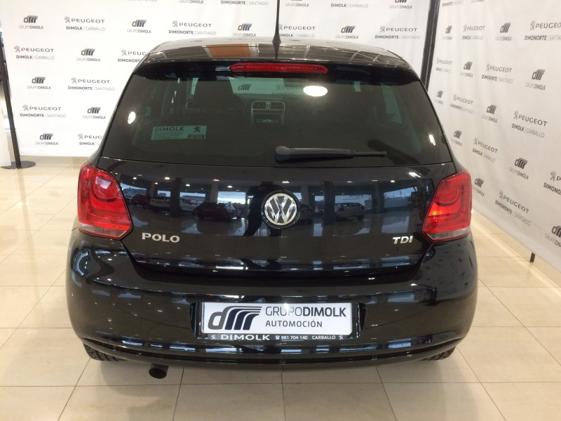 Volkswagen Polo 1.6 TDI 90cv Match
