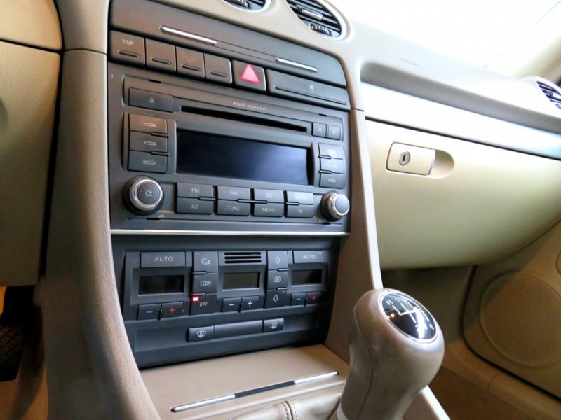 Audi A4 2.0 TDI Cabrio -