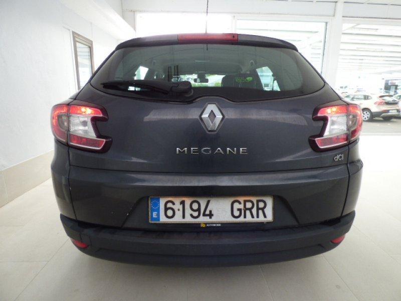 Renault Mégane Sport Tourer 1.9dCi 130cv Dynamique