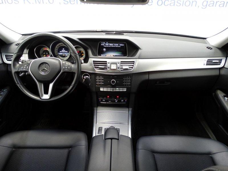 Mercedes-Benz Clase E E 220 BlueTEC 4MATIC Avantgarde