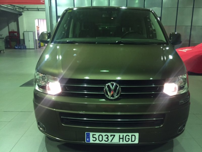 Volkswagen Multivan 2.0 BiTDI 180cv DSG 4motion Highline