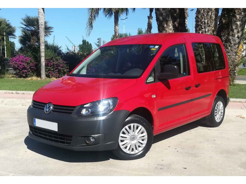 Volkswagen Caddy Kombi 1.6 TDI 102cv BlueMotion Tech 5pl Kombi BlueMotion
