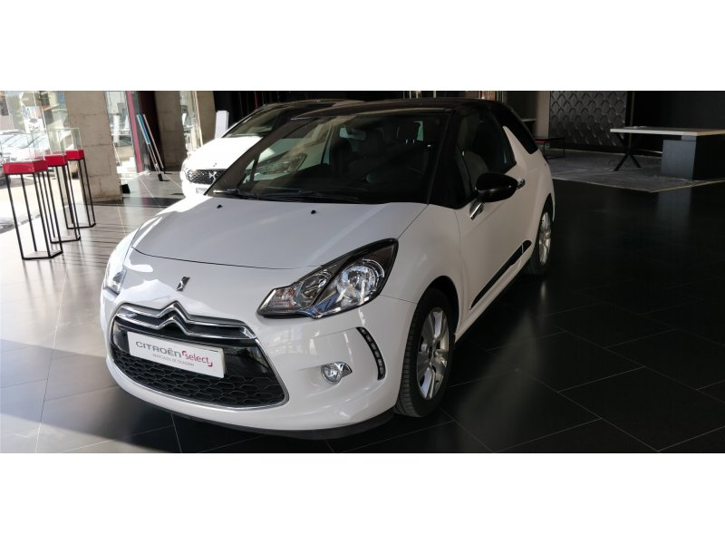 DS DS 3 HDi 70cv Desire